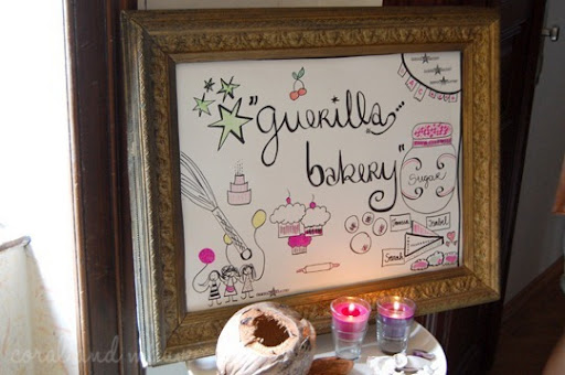 Guerilla Bakery Schild[6]