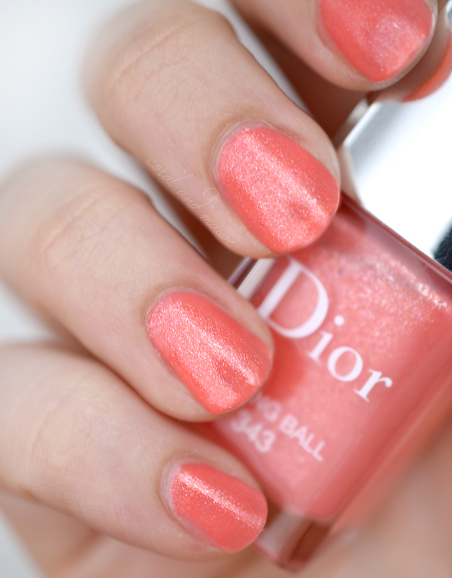 Dior Spring Ball Swatch