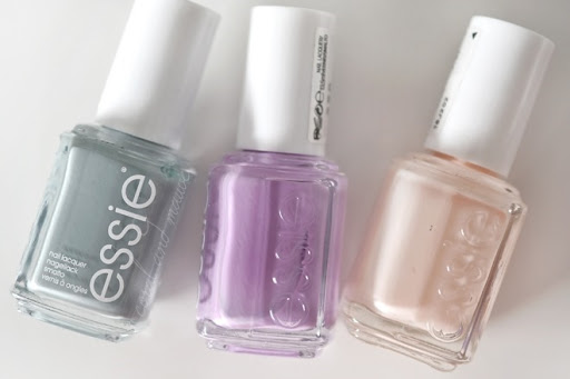 Essie Maximillan Strasse Her, Bond With Whomever and Spaghetti Strap