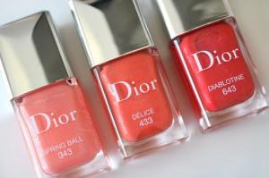 Dior Spring Ball, Délice & Diablotine