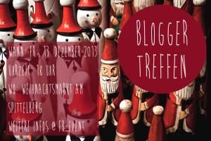 Blogger Treffen @ Weihnachtsmarkt am Spittelberg