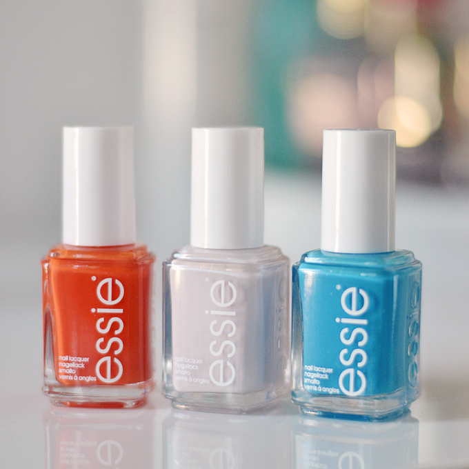 Essie Haute In The Heat Collection