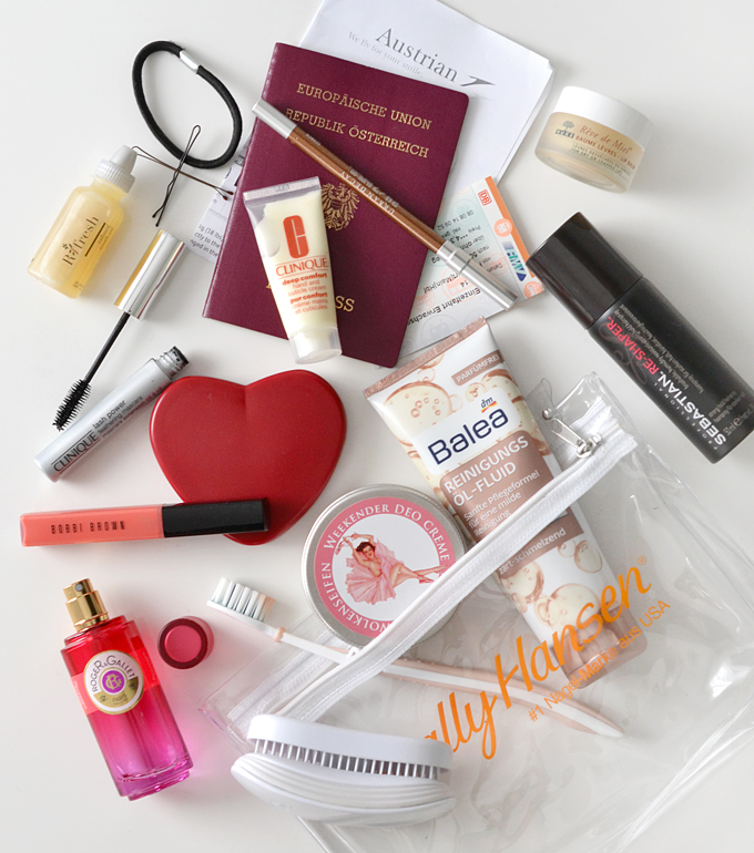 Beautybag Handgepäck