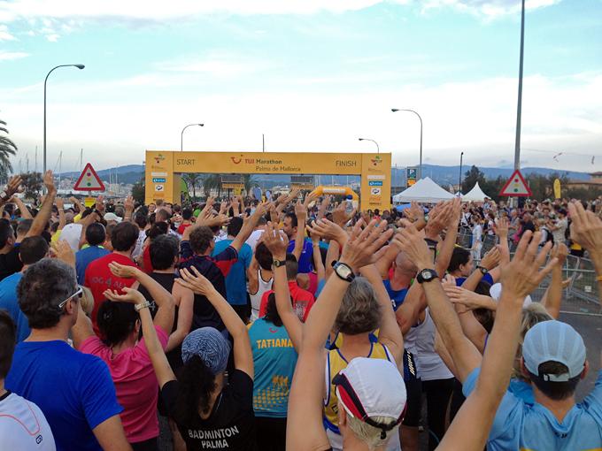 TUI Marathon 2013 2