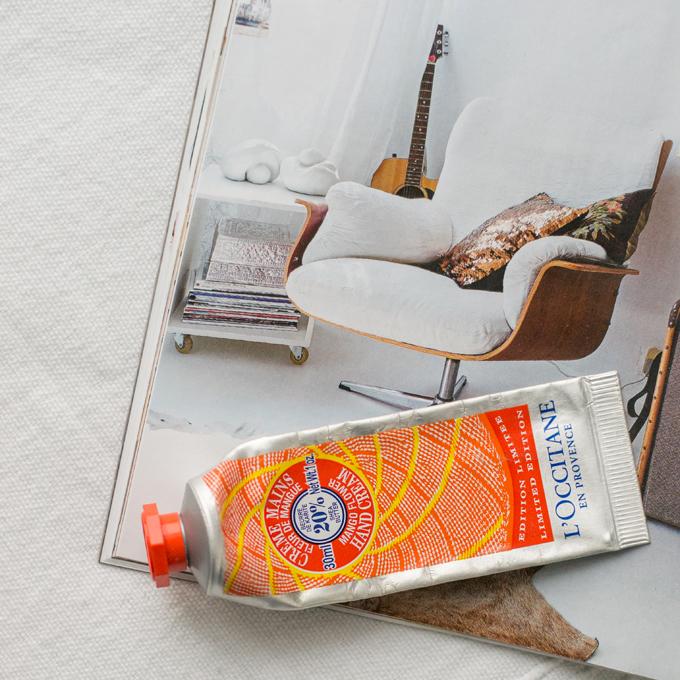L'Occitane Mango Flower Hand Cream