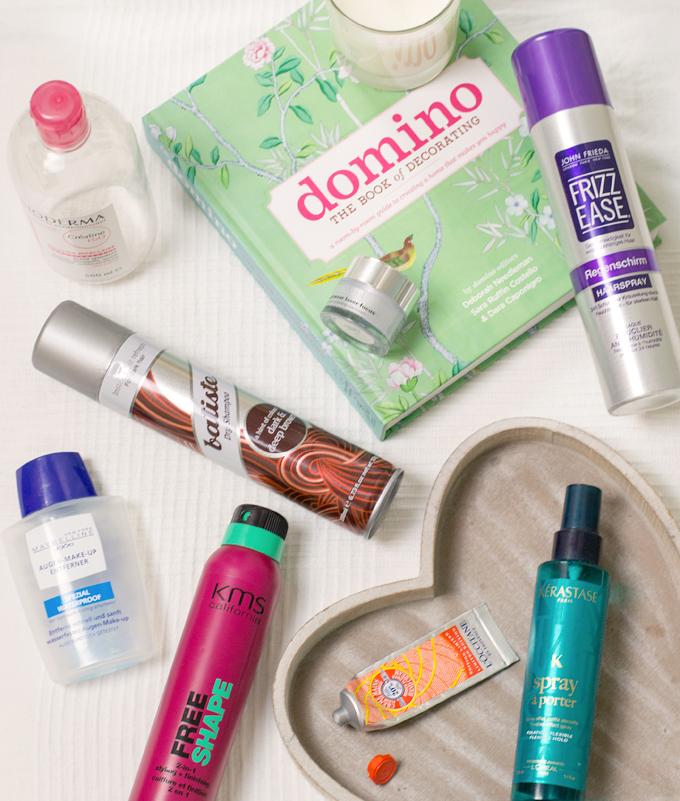 Wiedersehen oder Abschied - Aufgebrauchte Beautyprodukte
