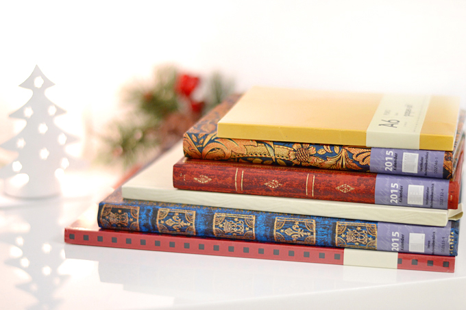 Paperblanks Advent 1