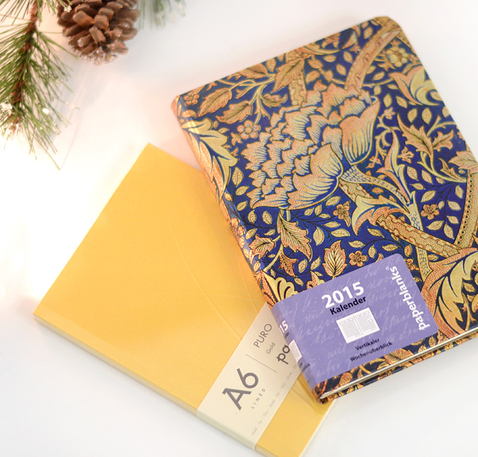 Paperblanks Advent 3