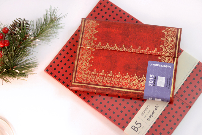 Paperblanks Advent 4