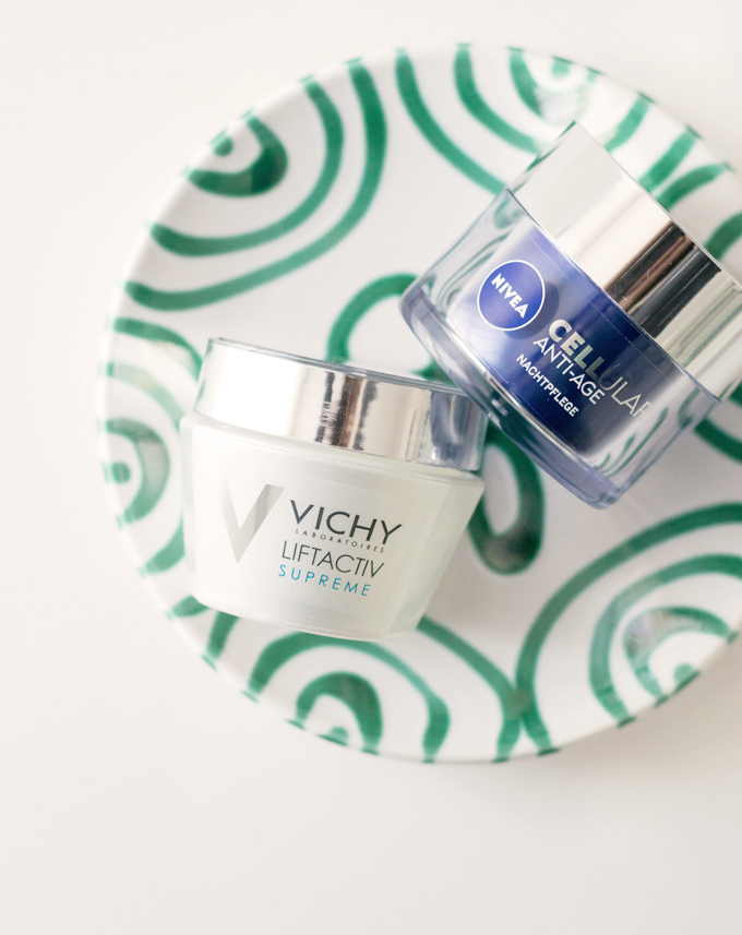 Vichy Liftactiv Supreme, Nivea Cellular Anti-Age