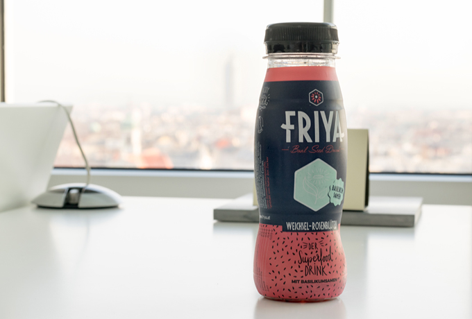 Projekt Zuckerfrei Tipps FRIYA Superfood Drink