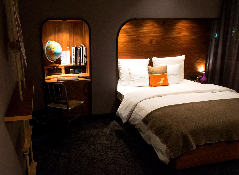 25Hours Hotel Hamburg Hafencity 1