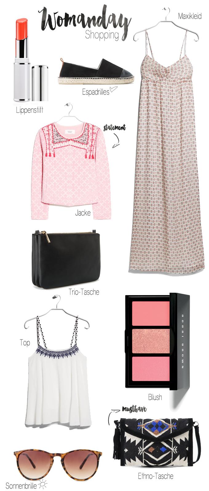 Womanday Shopping 2015