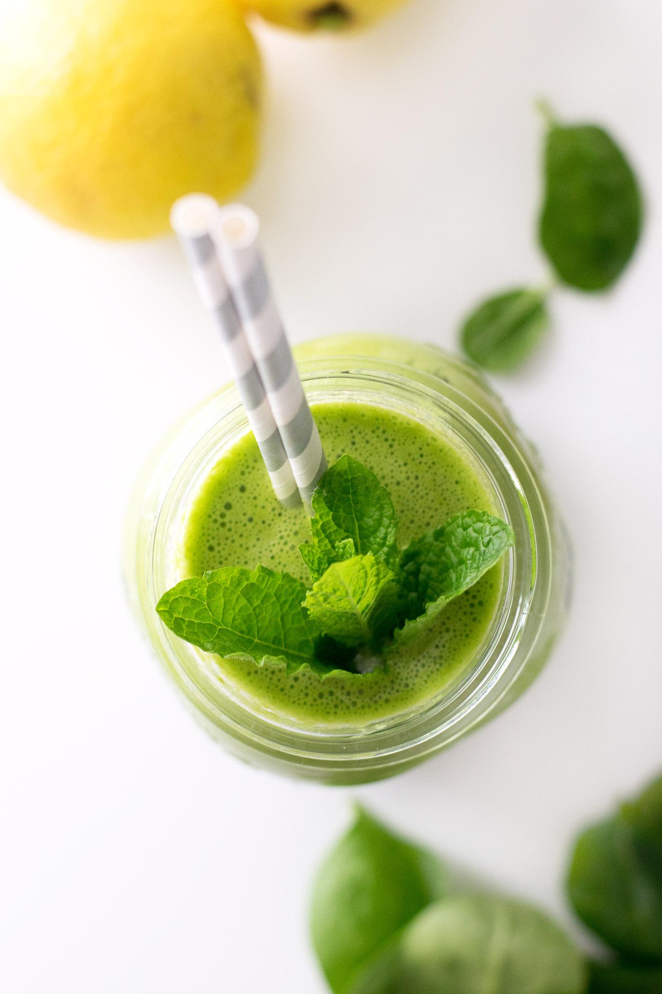 Green Maca Smoothie 2
