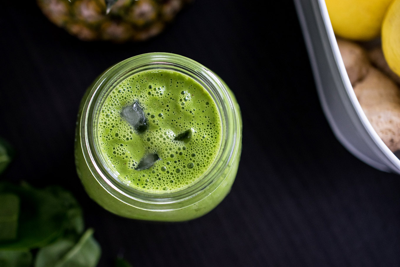 Green Maca Smoothie 3