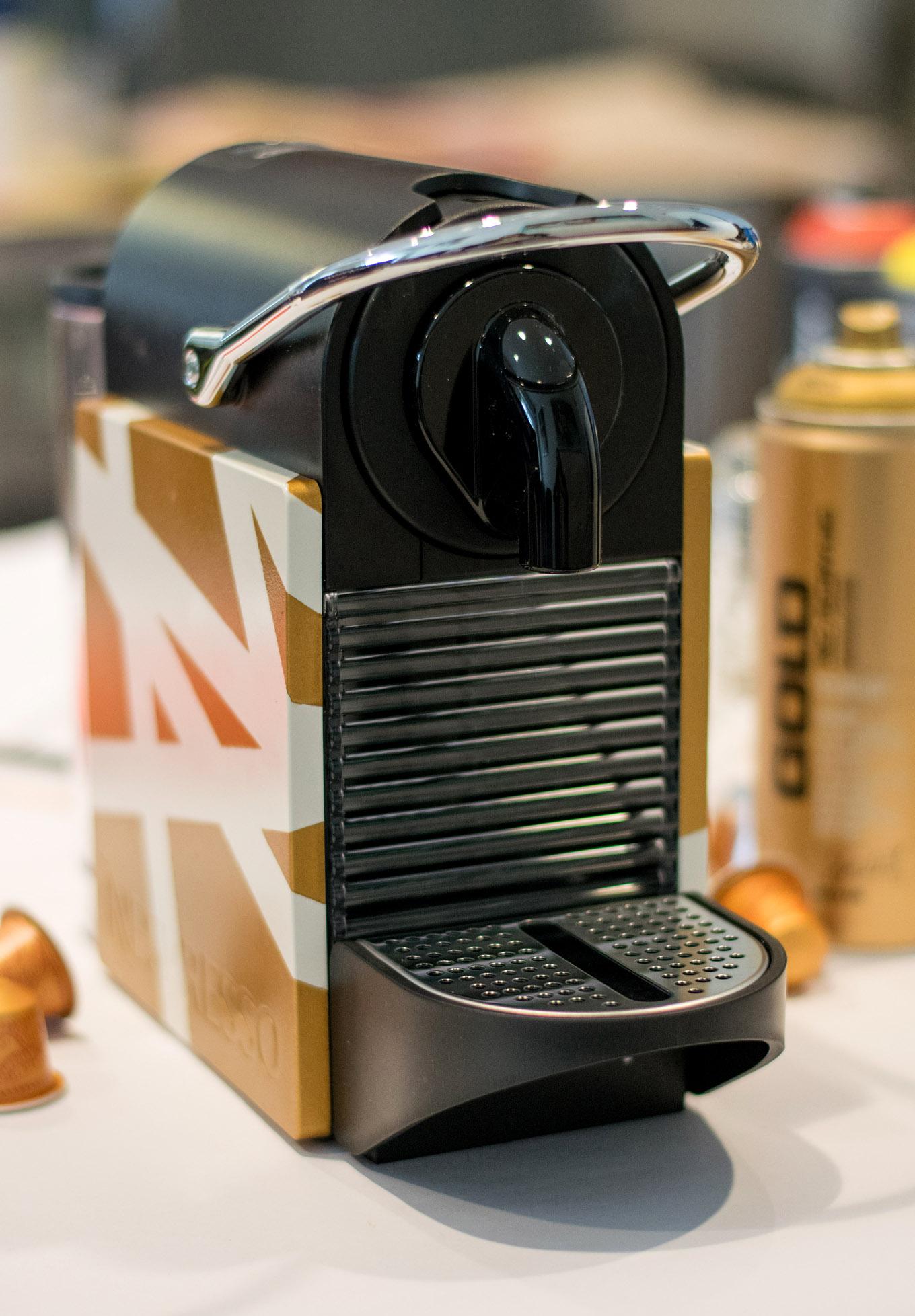 Nespresso Pixie Clips Workshop 11
