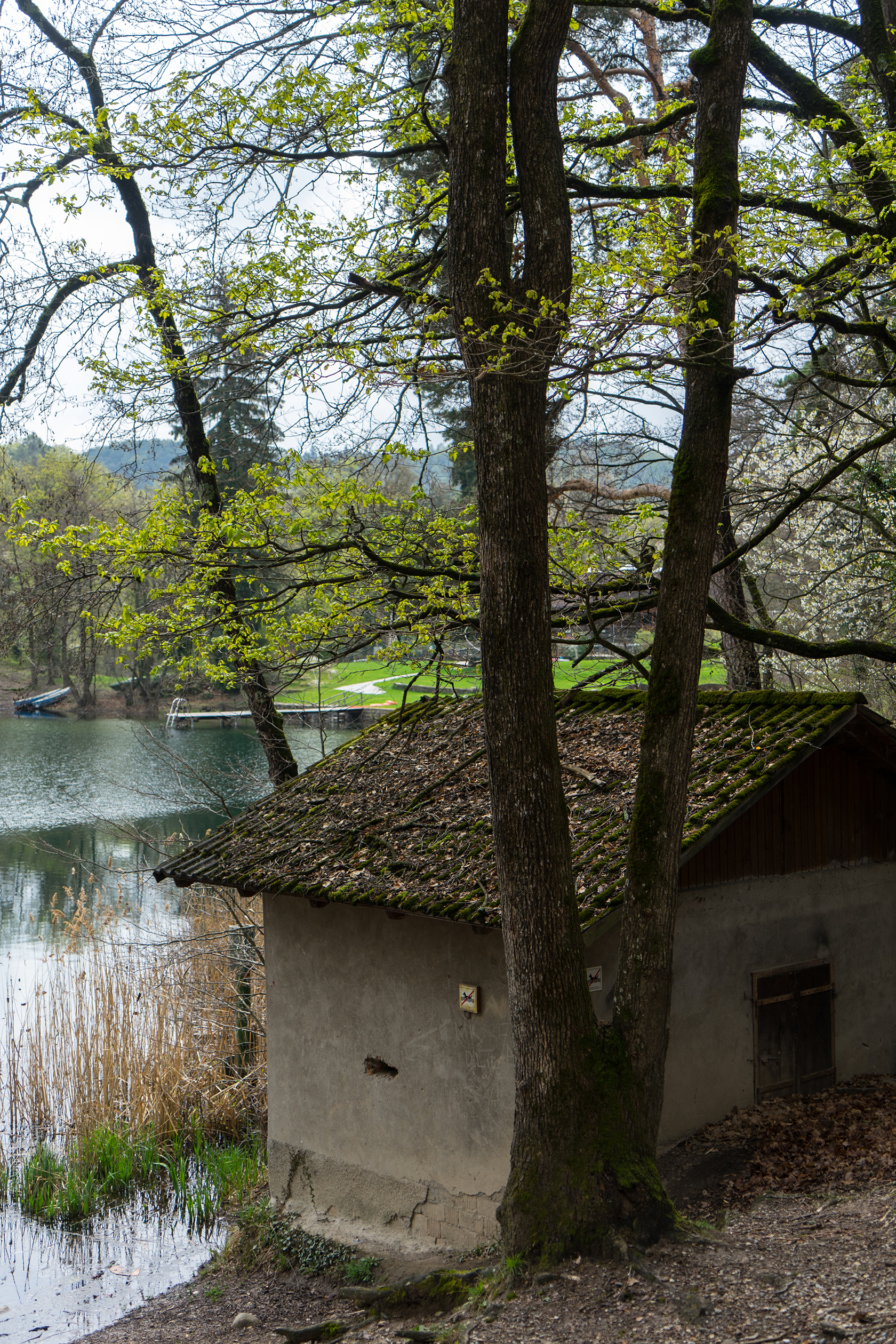 Wanderweg Montiggler See