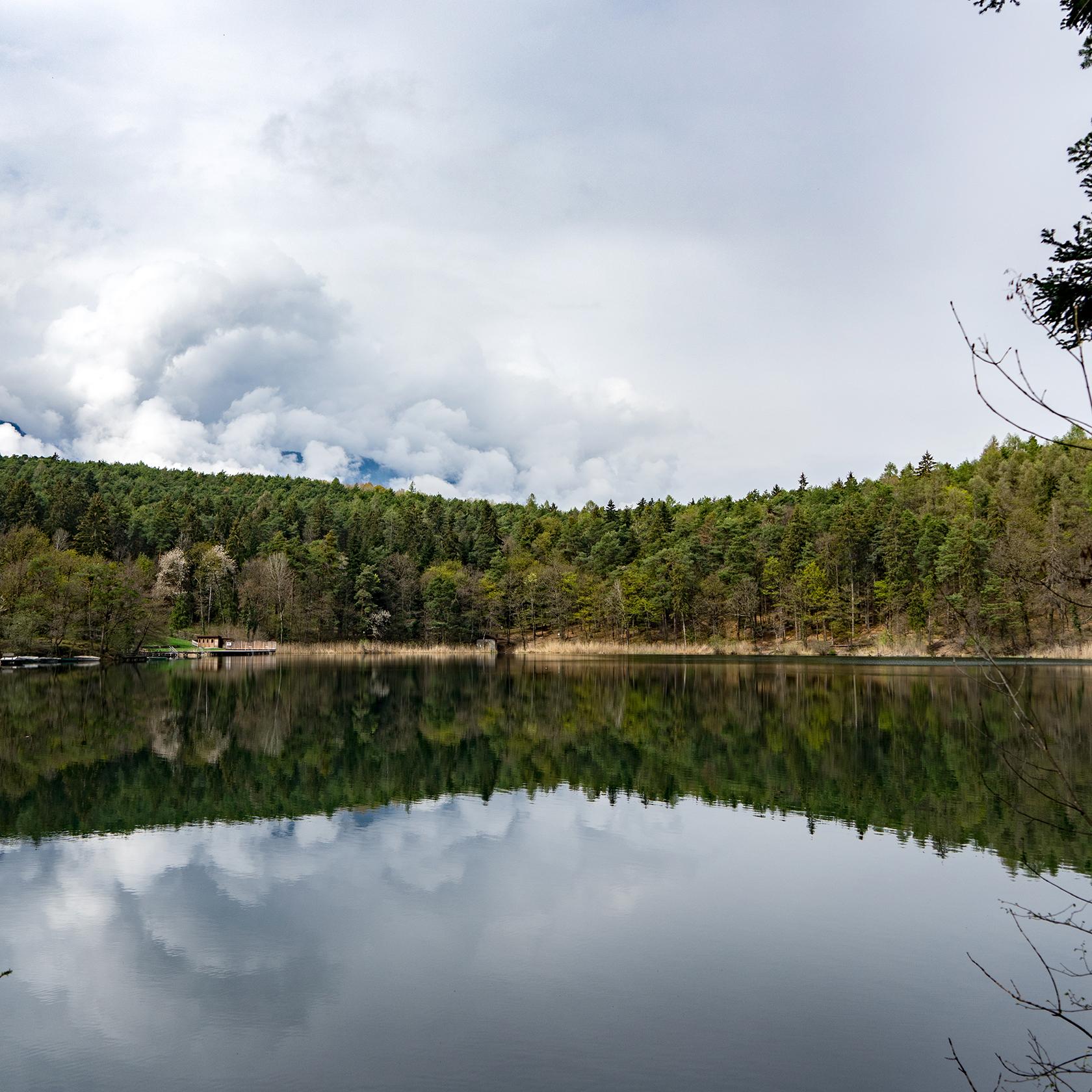 Kleiner Montiggler See